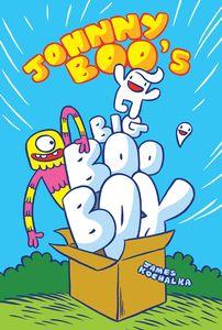 [Johnny Boo's Big Boo Box (Slipcase Edition - Hardcover) (Product Image)]