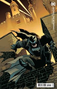 [Batman: The Detective #1 (Cover B Andy Kubert Card Stock Variant) (Product Image)]