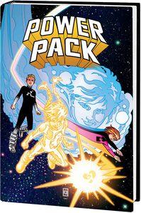[Power Pack: Classic Omnibus: Volume 2 (Brigman DM Variant Hardcover) (Product Image)]