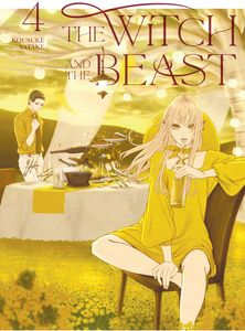 [The Witch & The Beast: Volume 4 (Product Image)]