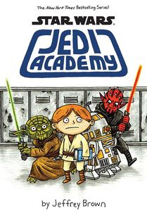 [Star Wars: Jedi Academy: Volume 1 (Product Image)]