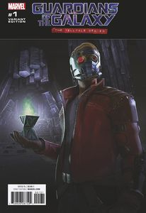 [Guardians Of Galaxy: Telltale Series #1 (Game Variant) (Product Image)]