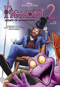 [Figment 2: Legacy Of Imagination (Hardcover) (Product Image)]