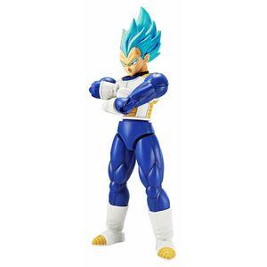 [Dragon Ball Super: Figure-Rise Standard Action Figure: Saiyan God Super Saiyan Vegeta (Product Image)]