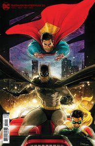 [Batman/Superman #21 (Kaare Andrews Cardstock Variant) (Product Image)]