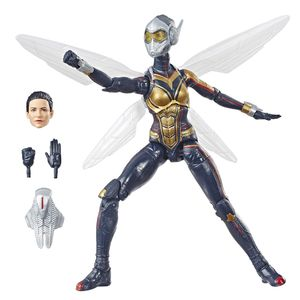 [Avengers: Infinity War: Marvel Legends Action Figure: Wasp (Product Image)]