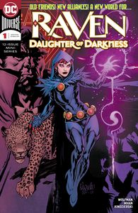 [Raven: Daughter Of Darkness #1 (Product Image)]