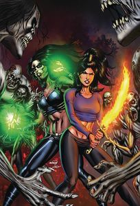 [Grimm Fairy Tales: Dance Of The Dead #1 (Cover B Goh) (Product Image)]