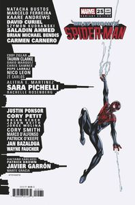 [Miles Morales: Spider-Man #25 (Bagley Skyline Variant) (Product Image)]