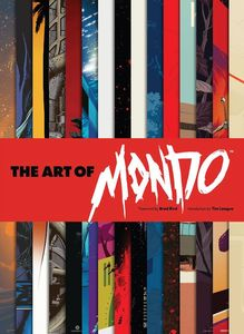 [The Art Of Mondo (Hardcover) (Product Image)]