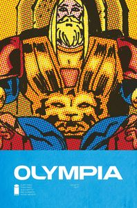 [Olympia #1 (Cover A Diotto & Cunniffe) (Product Image)]