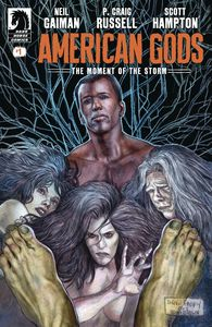 [American Gods: Moment Of Storm #1 (Cover A Fabry (Mr) (Product Image)]