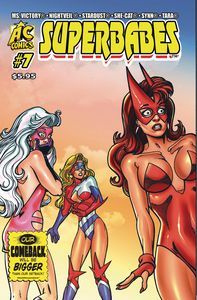 [Superbabes: Starring Femforce #7 (Product Image)]