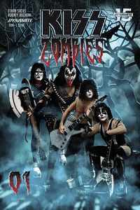 [Kiss: Zomibes #2 (Cover D Photo) (Product Image)]