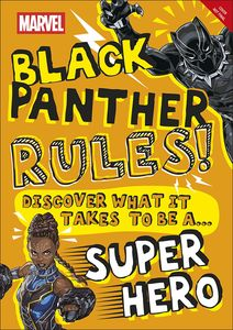 [Marvel: Black Panther Rules! (Product Image)]