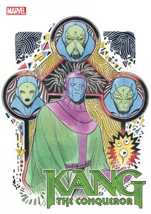 [Kang: The Conqueror #1 (Momoko Stormbreakers Variant) (Product Image)]