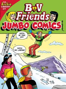 [B & V Friends: Jumbo Comics Digest #277 (Product Image)]