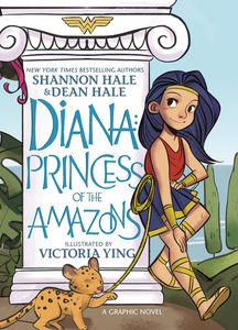 [Diana: Princess Of The Amazons (Product Image)]