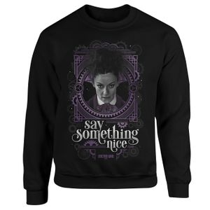 [Doctor Who: Flashback Collection: Sweatshirt: Missy (Product Image)]