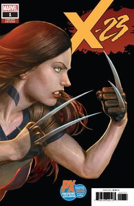 [X-23 #1 (Variant) (SDCC 2018) (Product Image)]