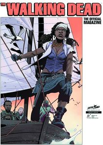 [Walking Dead Magazine #13 (Previews Exclusive Edition) (Product Image)]