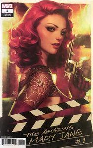 [Amazing Mary Jane #1 (Artgerm 'Secret' Variant) (Product Image)]