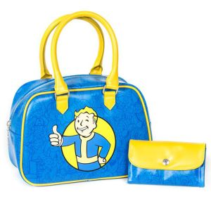 [Fallout 4: Purse & Clutch Set: Thumbs Up (Product Image)]