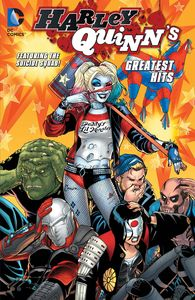 [Harley Quinn's Greatest Hits (Product Image)]