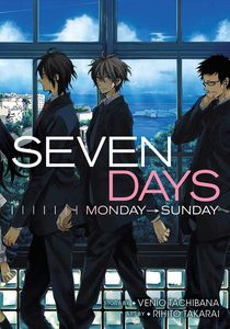 [Seven Days: Monday - Sunday (Complete Edition) (Product Image)]