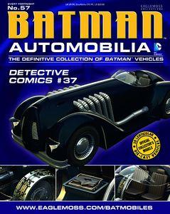[DC: Batman Automobilia: Figure Collection Magazine #57 Detective #38 (Product Image)]