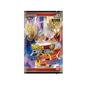 [Dragon Ball: Super: Card Game: Themed Booster 2 (Product Image)]