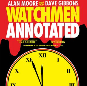 [Watchmen: The Annotated Edition (Signed Edition Hardcover) (Product Image)]