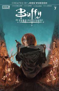 [Buffy The Vampire Slayer #7 (Cover A Main Aspinall) (Product Image)]