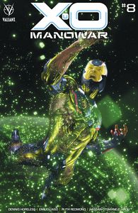[X-O Manowar (2020) #8 (Cover A Rahzzah) (Product Image)]