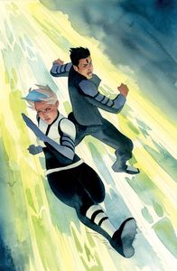 [Dr Mirage: Second Lives #1 (Cover B Wada) (Product Image)]