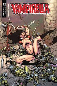 [Vampirella #12 (Castro Bonus Variant) (Product Image)]