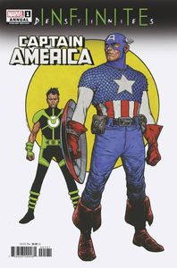 [Captain America: Annual #1 (Charest Variant) (Product Image)]