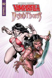 [Vampirella/Dejah Thoris #2 (Cover C Pagulayan) (Product Image)]