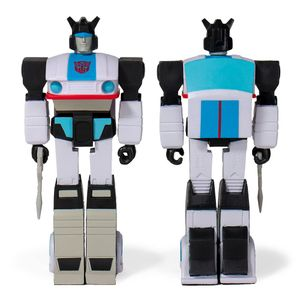 [Transformers: ReAction Action Figure: Jazz (Product Image)]