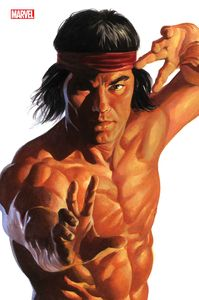 [Shang-Chi #2 (Alex Ross Shang-Chi Timeless Variant) (Product Image)]