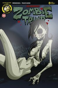 [Zombie Tramp: Ongoing #54 (Cover E Mendoza Risque A) (Product Image)]