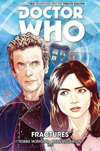 [Doctor Who: The Twelfth Doctor: Volume 2: Fractures (Hardcover) (Product Image)]