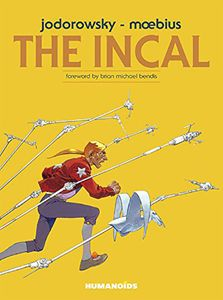 [The Incal (Hardcover New Printing) (Product Image)]