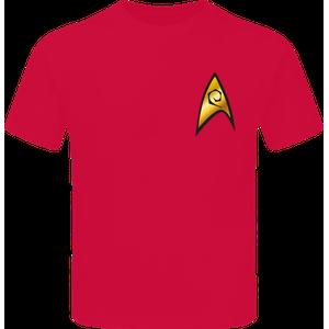 [Star Trek: Children's T-Shirt: Engineering Costume (Product Image)]