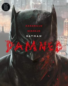 [Batman: Damned (Hardcover) (Product Image)]