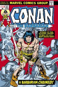 [Conan The Barbarian: The Original Marvel Years: Omnibus: Volume 3 (DM Variant Hardcover) (Product Image)]