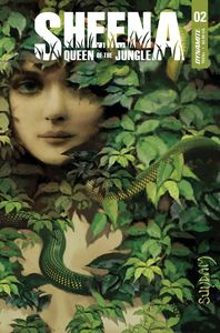 [Sheena: Queen Of The Jungle #2 (Cover C Suydam) (Product Image)]