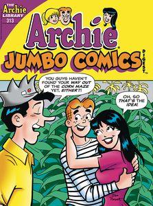 [Archie: Jumbo Comics Digest #313 (Product Image)]