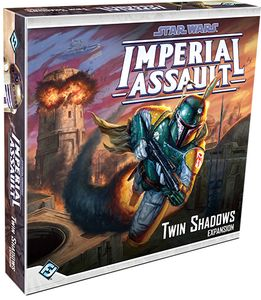 [Star Wars: Imperial Assault: Expansion Set: Twin Shadows (Product Image)]
