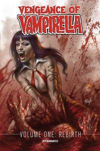 [Vengeance Of Vampirella: Volume 1: Rebirth (Product Image)]